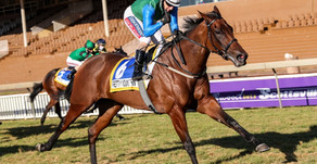 Ridgemont Beauty Does It Again -Jackson daughter shows her class over the 1200m