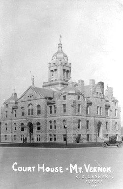 Lawrence County Mo. Courthouse