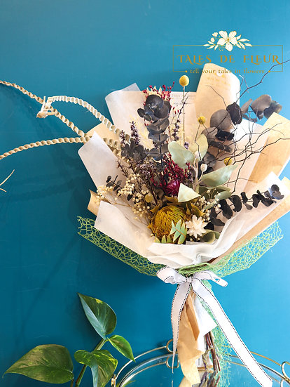 Everlasting Bouquet- Australia Native