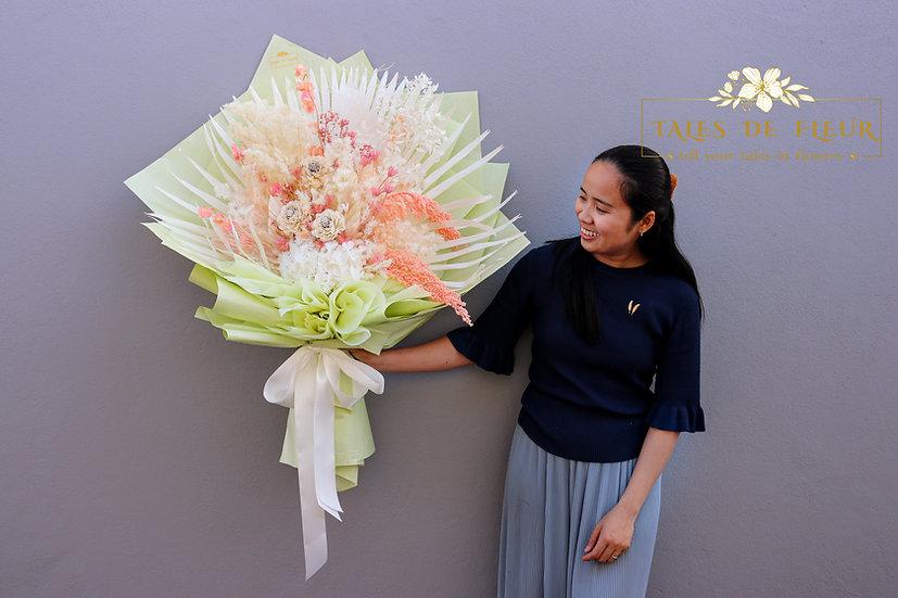 Graduation Bouquet For Karen  (Custom-made)