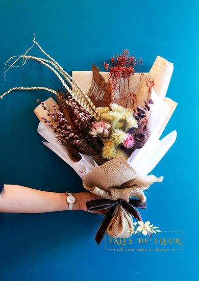 Everlasting Bouquet- Boho