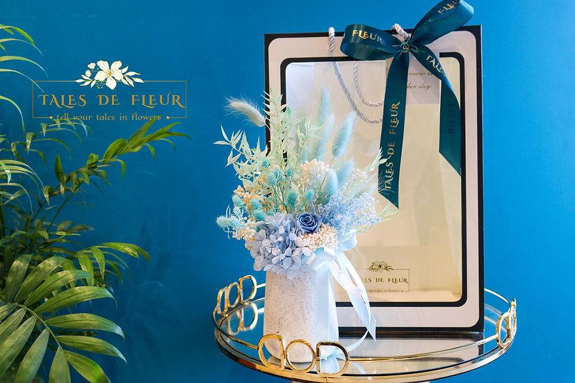 Petite Fleur - Blue Palette