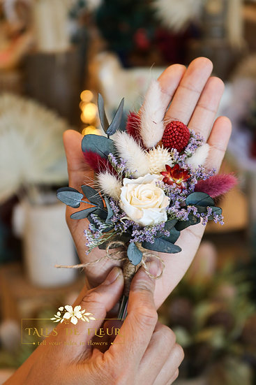 Buttonholes- from $ 25