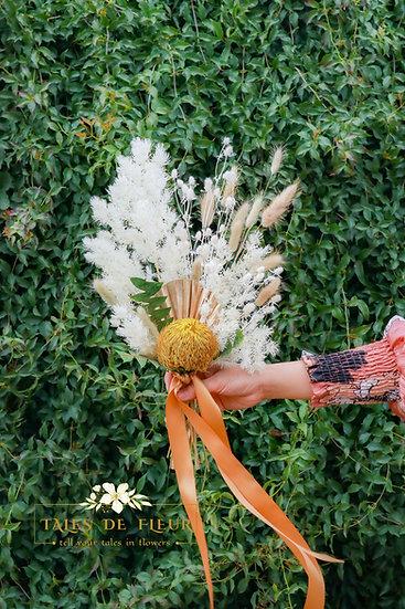 Bridesmaid Bouquet For Jessica  (Custom-made)