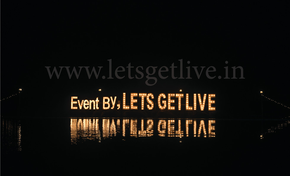 LET'S GET LIVE - The Event Co.
