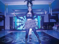 Dancing Artist