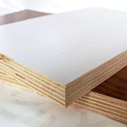 White Melamine Plywoods