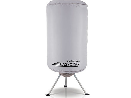 MELLERWARE EASY DRY ELECTRIC CLOTHES DRYER 10KG WHITE 1000W (23700)