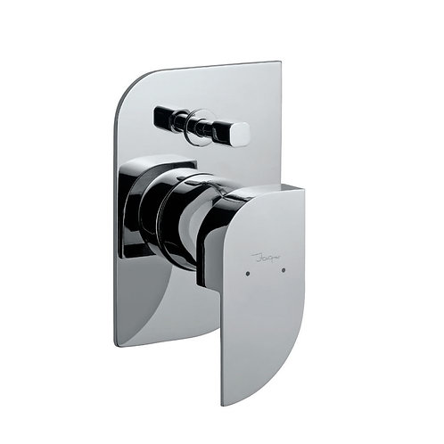 Exposed Part Kit of Single Lever Hi Flow In-wall Diverter