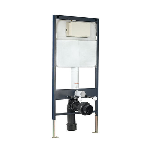 Single Piece Slim In-wall Cistern
