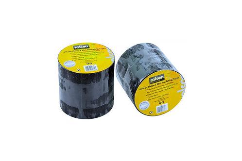 Insulating Tap Black 4pc (60384)