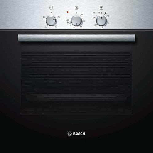 Serie   2 built-in oven 60 x 60 cm Stainless steel HBN211E2M