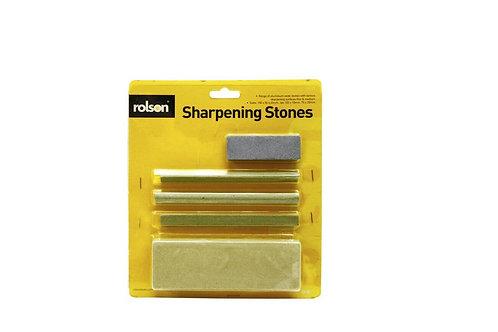 Sharpening Stone Set 5pc (24129)