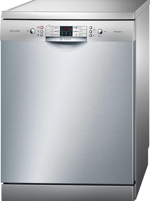 Serie   6 free-standing dishwasher 60 cm Stainless steel, lacquered SMS68L08GC