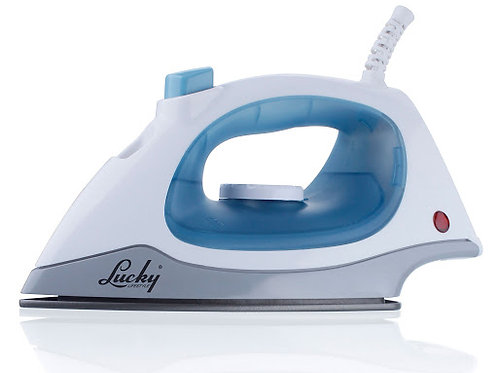 LUCKY NON STICK STEAM, DRY IRON 1200W BLUE (LSI120WH)