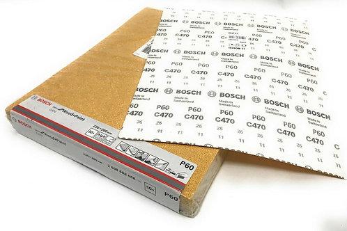 Sanding Paper C470 230x280mm