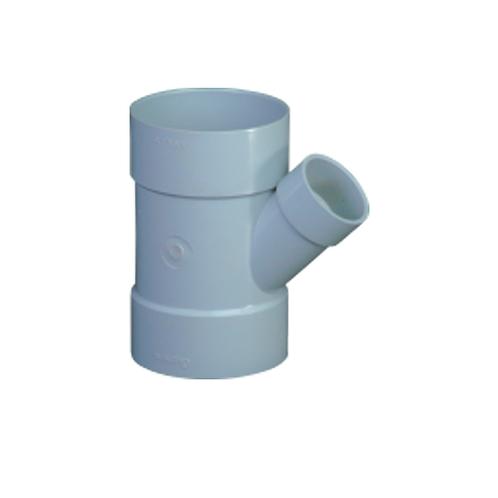 PVC Reducing Y Tee
