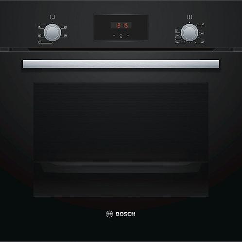 Serie   2 Built-in oven 60 x 60 cm Black HHF113BA0B