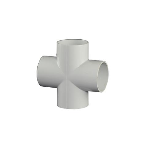PVC Cross Tee