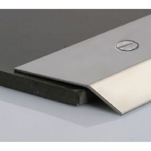 STAINLESS STEEL TRANSITION RAMP COVER