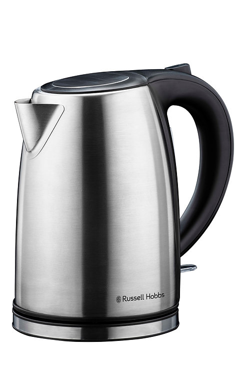 RUSSELL HOBBS 1.7L CORDLESS KETTLE STAINLESS STEEL (RHCK08)