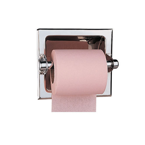 Toilet Paper Holder Recessed Type