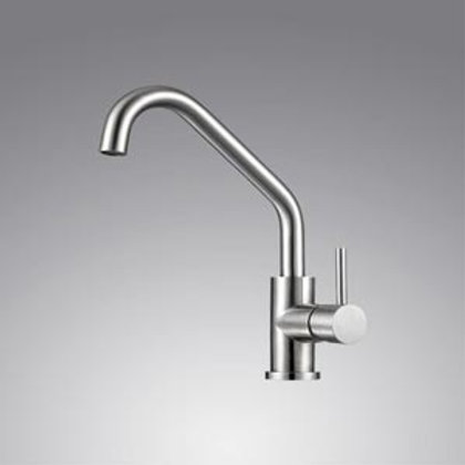 Kitchen Sink Faucet - SS1106 | Swivel Spout Mixer Tap