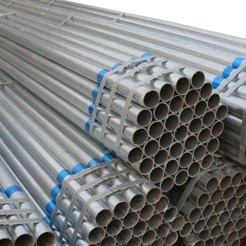 Round Tube Galvanized