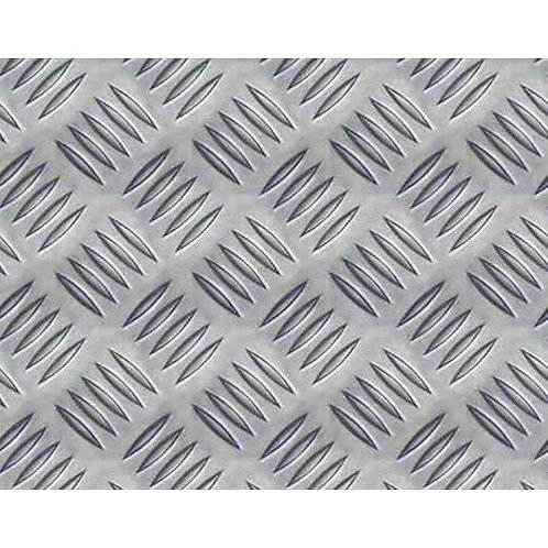 Checker Plate Aluminium