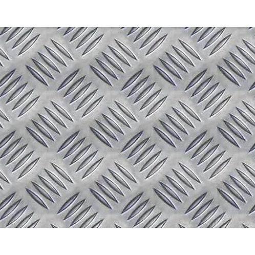 Checker Plate Aluminium