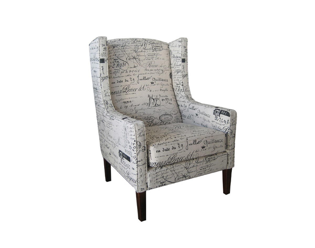 Preston Wing Chair