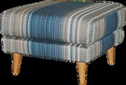 Pillow Top Footstool