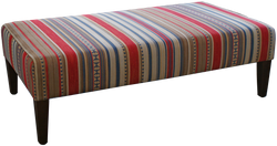 Bed End Footstool