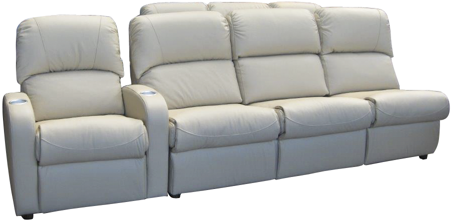 Home Theatre Settee & Chair