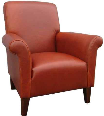 Jonty Chair - Leather