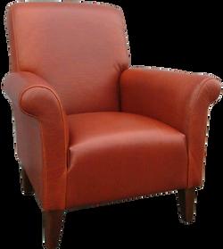 Jonty Chair - Leather