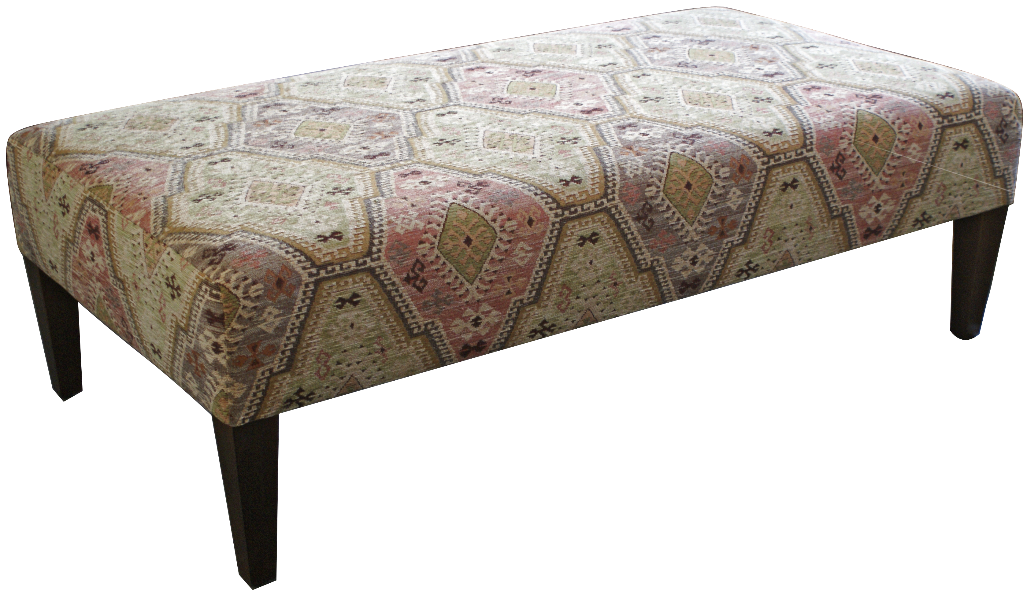 Bed End Ottoman