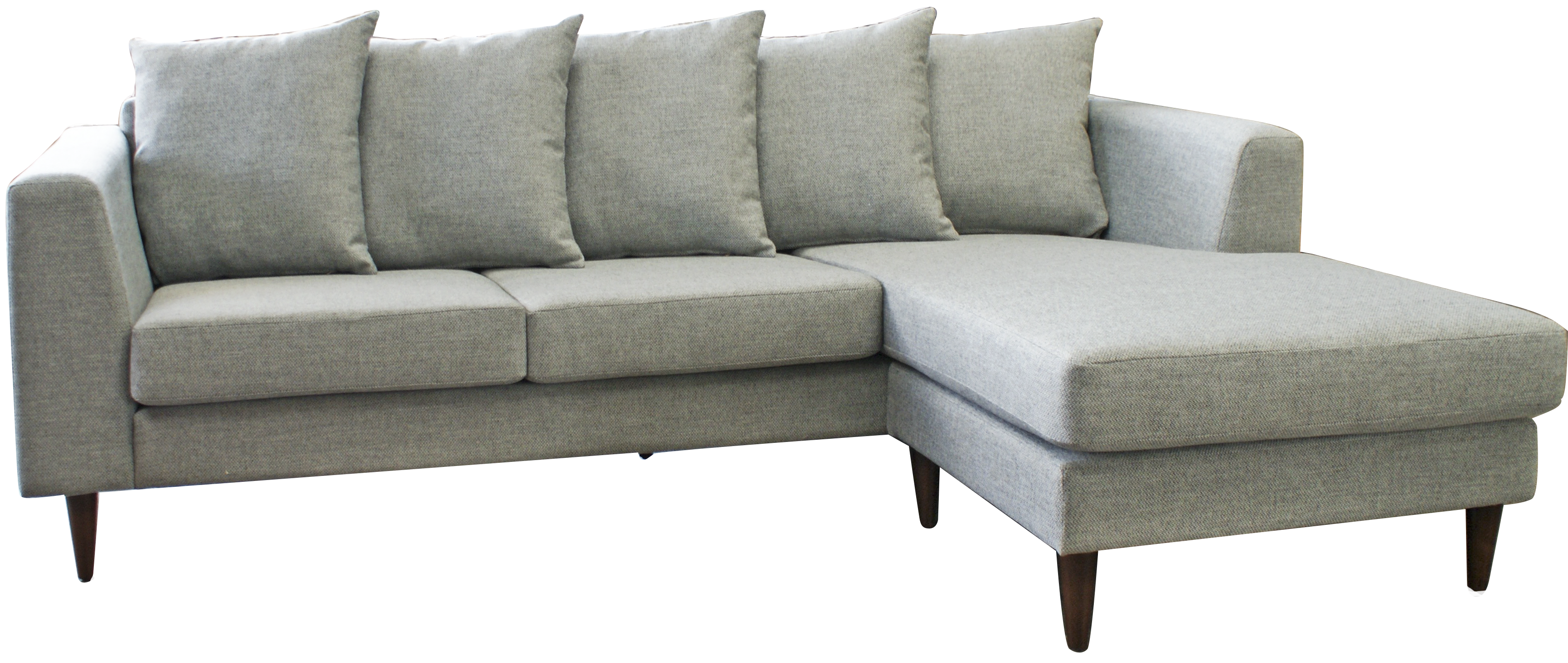 Lyon Customised with scatter cushion