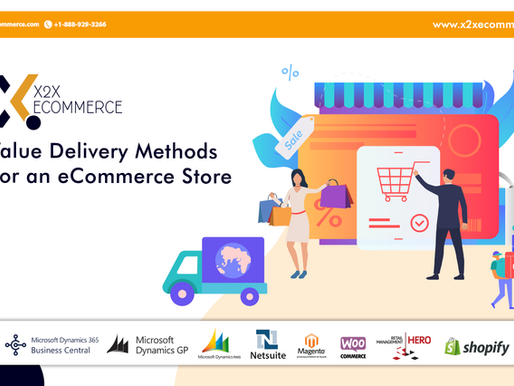 5 Value Delivery Methods For an eCommerce Store