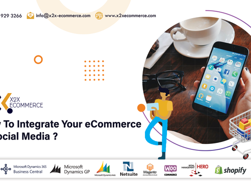 How To Integrate Your eCommerce & Social Media?