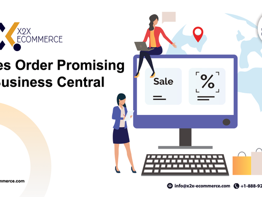 Sales Order Promising in Business Central