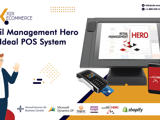 Retail Management Hero – The Ideal POS System