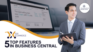 Top 5 Features in Business Central