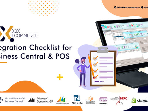 Integration Checklist for Business Central & POS