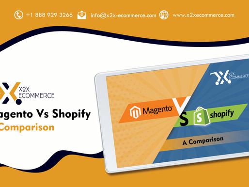 MAGENTO Vs SHOPIFY – A Comparison