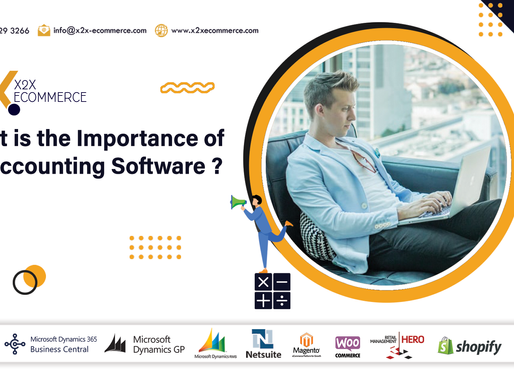 What is the Importance of an Accounting Software?