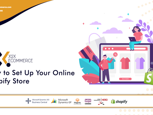 How to Set Up Your Online Shopify Store