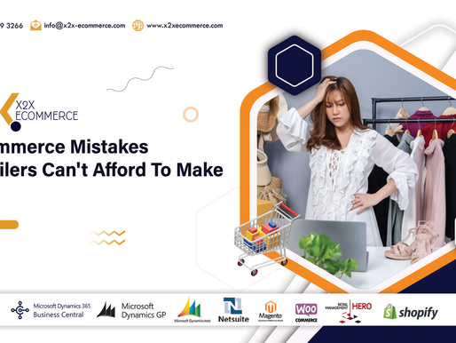 eCommerce Mistakes Retailers Can't Afford To Make