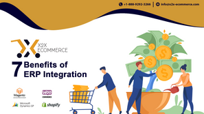 7 Benefits of eCommerce and ERP integration
