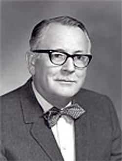 Brice E. Hayes circa 1965